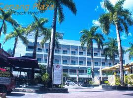 Cenang Plaza Beach Hotel, hotel in Pantai Cenang