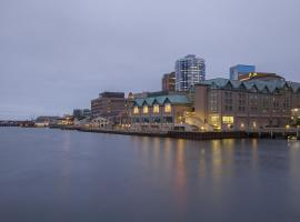Halifax Marriott Harbourfront Hotel, hotel em Halifax