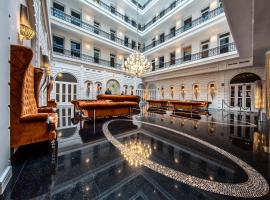 Prestige Hotel Budapest, hotel near Hungarian Parliament Building, Budapest