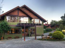 Hotel Canto Verde, hotel with jacuzzis in Gramado