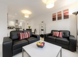 Roomspace Serviced Apartments - Nouvelle House, apartment in Sutton