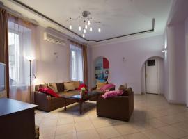 Lviv Euro Hostel: Lviv'de bir hostel