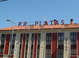 Pensión Residencial Platas, hôtel  près de: Aéroport de Saint-Jacques-de-Compostelle - SCQ
