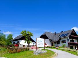 Plitvice Miric Inn, hotel poblíž významného místa Jezerce - Mukinje autobusnog stajališta, Jezerce