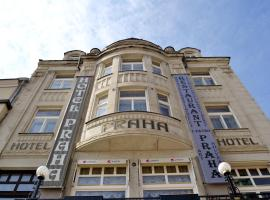 Hotel Praha Liberec, hotel in Liberec