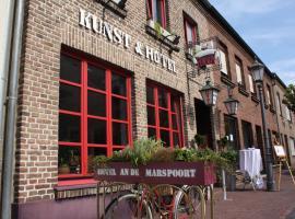 Hotel an de Marspoort, hotel in Xanten