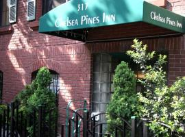 Chelsea Pines Inn, boutique hotel in New York