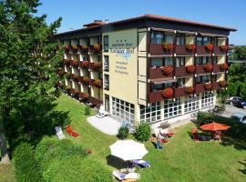 Thermen-Hotel Rottaler Hof, отель в Бад-Фюссинге