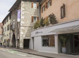 Icône Hôtel - Annecy, hôtel à Annecy