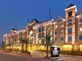 DoubleTree by Hilton Hotel Riyadh - Al Muroj Business Gate, hotel em Riyadh