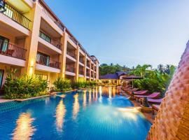The Windmill Phuket Hotel, hotel near Nai Harn Beach, Rawai Beach