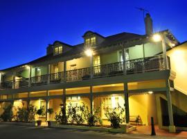 Clifton Motel & Grittleton Lodge, hotel in Bunbury