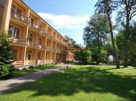 Hotel Dainava, отель в Друскининкае