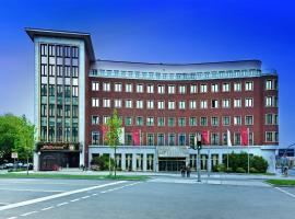 Hotel Excelsior Dortmund Hauptbahnhof, hotel in Dortmund