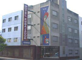 Hotel Embajador, hotel en Rosario