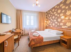Hotel Bristol, hotel en Kielce