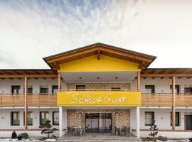 Hotel Schlof Guat, hotel Felsőpulyán