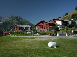 IFA Alpenrose Hotel Kleinwalsertal, hotel in Mittelberg