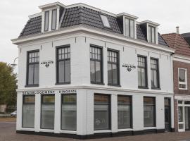 Stadslogement Kingsize, hotel in Sneek