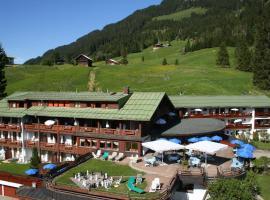 IFA Alpenhof Wildental Hotel Kleinwalsertal, hotel in Mittelberg