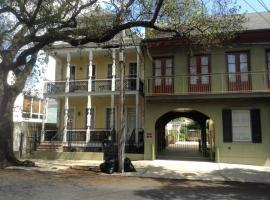 The Prytania Oaks, inn in New Orleans