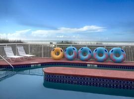 Castaway Beach Inn & Swim Up Bar, motel in Myrtle Beach
