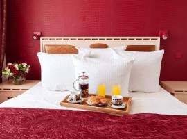 Гостиница Африка, отель в Томске