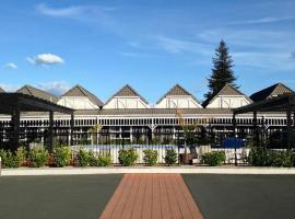 Lake Rotorua Hotel, hotel in Rotorua