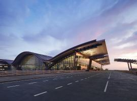 Oryx Airport Hotel -Transit Only, hotel in Doha