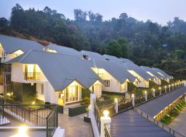 Munnar Tea Country Resort (MTCR), accessible hotel in Munnar