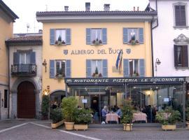 Albergo del Duca, hôtel à Côme