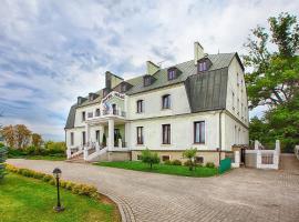 Hotel Pałac w Myślęcinku – hotel w pobliżu miejsca PKP Bydgoszcz Główna w Bydgoszczy