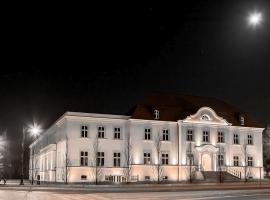 Adler, hotel in Swarzędz