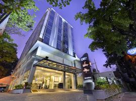 Serela Cihampelas by KAGUM Hotels、バンドンのホテル