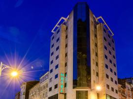 Hotel Princess, hotel en Ourense