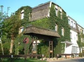 Hotel Garni Deichgraf, Hotel in Büsum