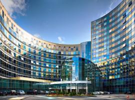 Виктория Олимп Отель и бизнес-центр Минск, отель в Минске