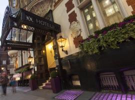 Thistle Holborn, hotel in Bloomsbury, London
