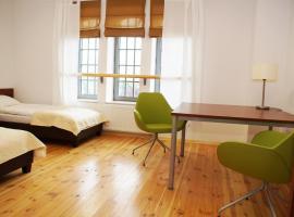 Hostel Międzynarodowe Centrum Spotkań Młodzieży, hotel near Atrium Copernicus Shopping Centre, Toruń