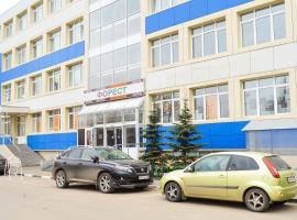 Forest Inn, hotel near Kva-Kva park, aquapark, Korolëv