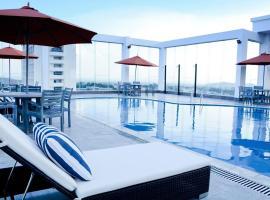 Hai Ba Trung Hotel & Spa, hotel in Buon Ma Thuot