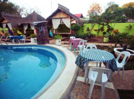 OYO 644 Flower Garden, hotel in Puerto Princesa