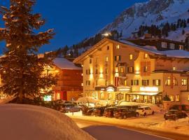Hotel Zehnerkar & Hotel Obertauern, hotel in Obertauern