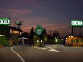 Hotel Motel Visconteo, hotell i Binasco