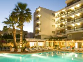 Best Western Plus Hotel Plaza, hotel in Rhodes Town