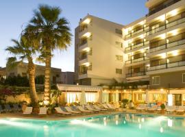 Best Western Plus Hotel Plaza, отель в Родосе