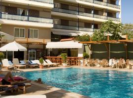 Best Western Plus Hotel Plaza, hotel in Rhodes Town