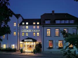 Hotel Zum Schiff, Hotel in Freiburg im Breisgau