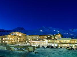 Grand Hotel Paradiso, hotel in Passo del Tonale