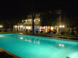 Hotel Hermitage, hotel a Marina di Massa